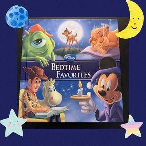 Disney Bedtime Favorites Hardcover Book